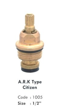 A.R.K. TYPE CITIZEN BRASS SPINDLE