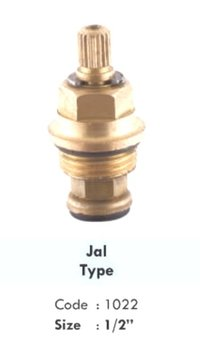 JAL TYPE BRASS SPINDLE