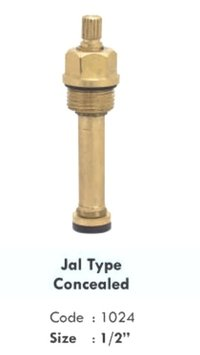 JAL TYPE CONCEALED