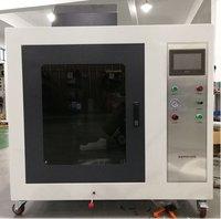 Vertical Burning Rate Tester, ECE R118 Annex 8