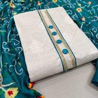 Khadi Cotton Dress Materials