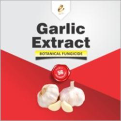 Garlic Extract Botanical Fungicide