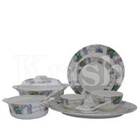 45 Pcs Round Family Set - Tyco