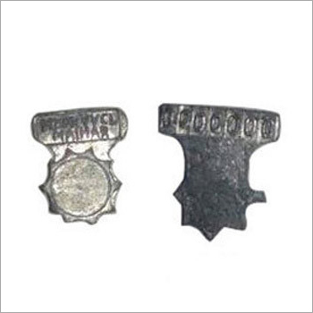 Metal Star Shaped Lead Seals