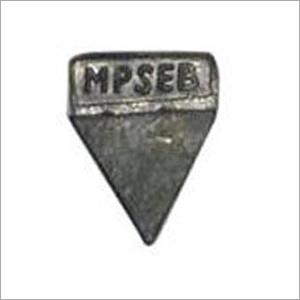 Metal Triangular Lead Seals