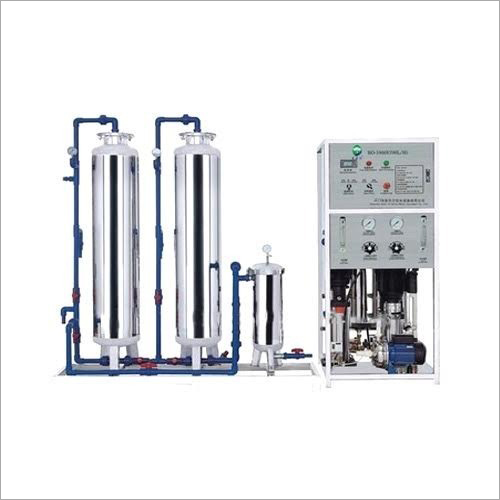 High Quality Mineral Water Plant