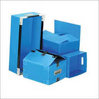 Corrugated Polypropylene Boxes