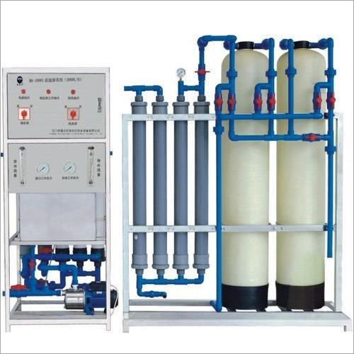 1000 LPH Ultra Filtration Plant