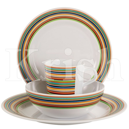 16 Pcs Super Summer Dinner Set