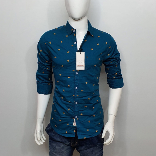 Mens Partywear Shirt