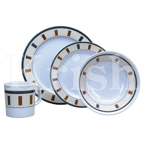 16 Pcs Elegance Dinner Set