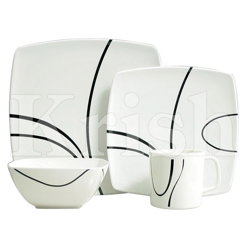 16 Pcs Zen Dinner Set