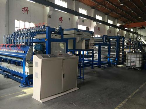 Automatic Paper Honeycomb Core Making Machine