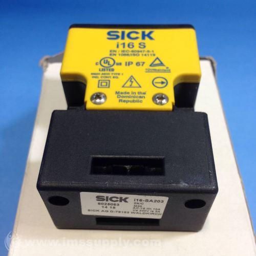 Sick Limit Switch