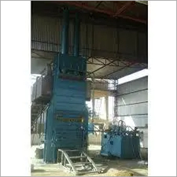 Single Stage Cotton Baling Press