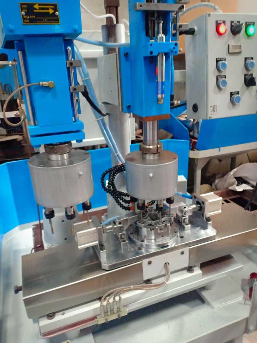 SPM Multi Head Drill Machine