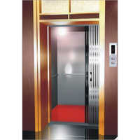 Collapsible Door Passenger Elevator