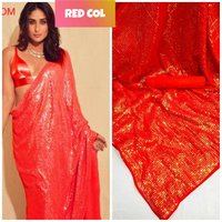 Georgette Sequence Sarees