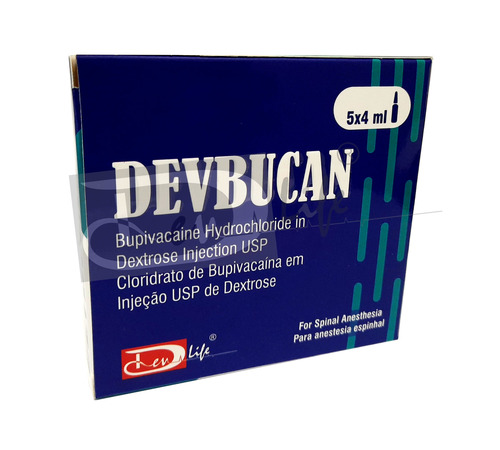 bupivacaine hcl in dextrose injection USP