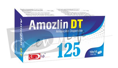 Amoxicillin Dispersible Tablets