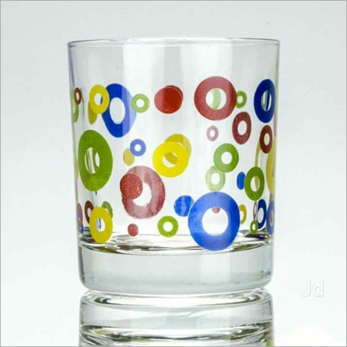 Printed Drinking Glass