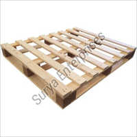 4 Way Pinewood Pallets