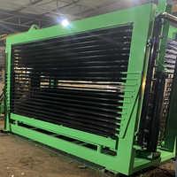 Plywood Core Dry Press Machine