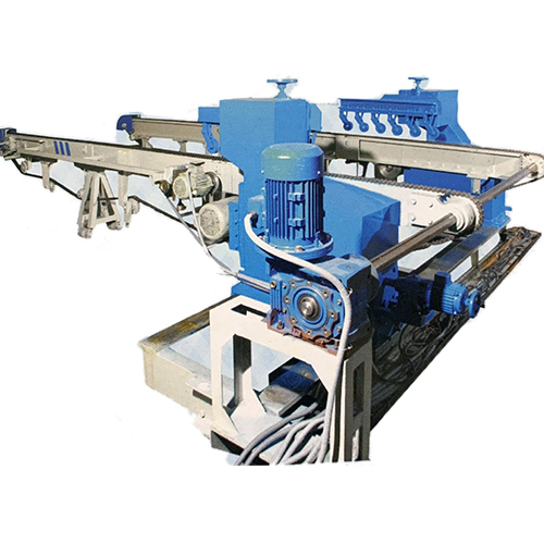 Plywood Chain DD Saw Machine