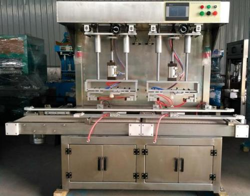 Top cover leakage testing machine