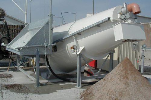 Concrete Recycling Plant