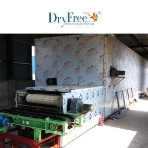 2500kg Industrial Heat Pump Drying Production Line