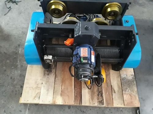 3 TON WIRE ROPE HOIST