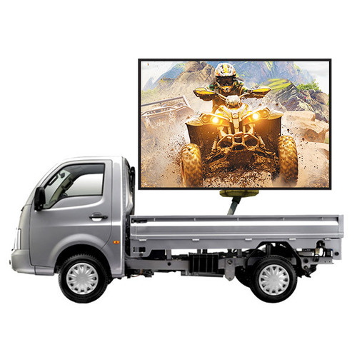 Mobile display van
