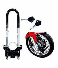Motorcycle Wheel Lock