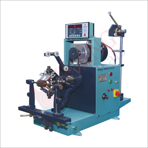 M-240 Armature Coil Winding Machine