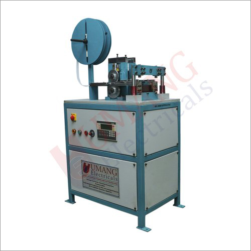 Slot Wedge Forming & Cutting Machine