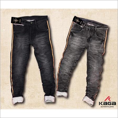 Lycra Denim Jeans 04