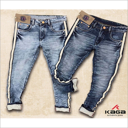 Lycra Denim Jeans 03
