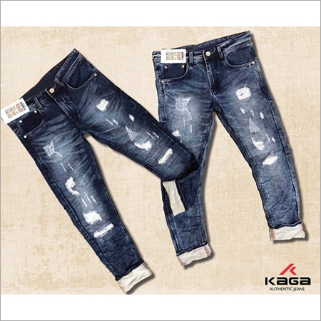 Lycra Denim Jeans 02