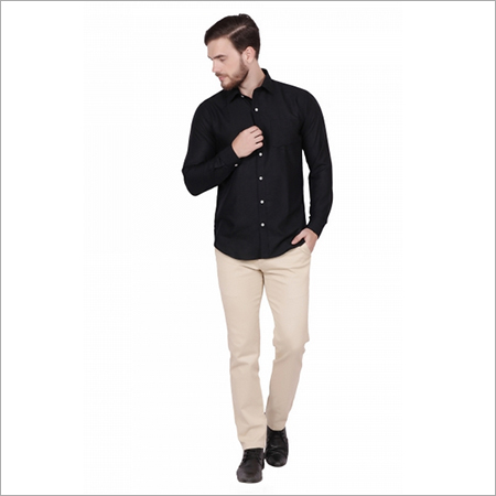Black Formal Shirts