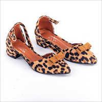 Ladies Vegan Leather Sandal