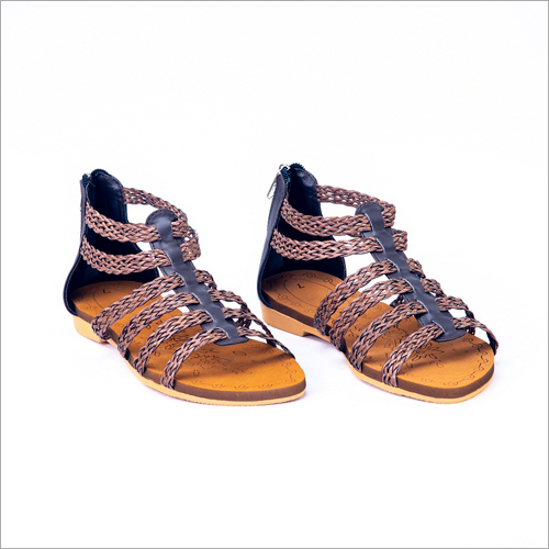 Ladies Casual Gladiator Sandal