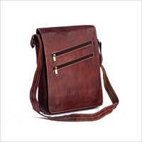 Unisex Leather Sling Bag