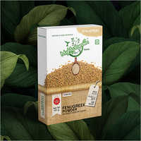 FENUGREEK F