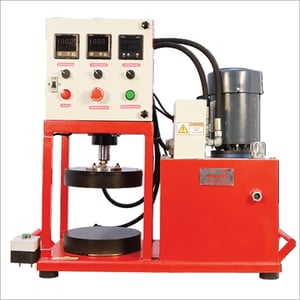 Maxel Commercial Hydraulic Portable Chapathi Pressing Machine
