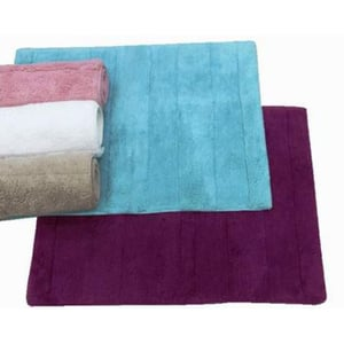 Micro Polyster Bath mats