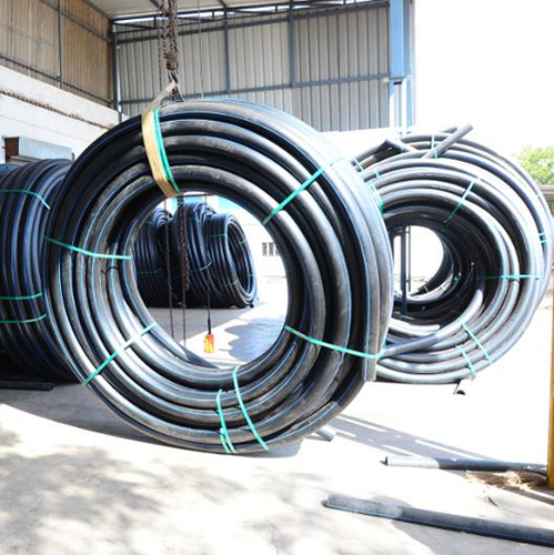 Black HDPE Coil Pipe