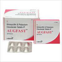 Amoxycillin Trihydrate 500& Potassium Clavulanat 125mg  Tablets
