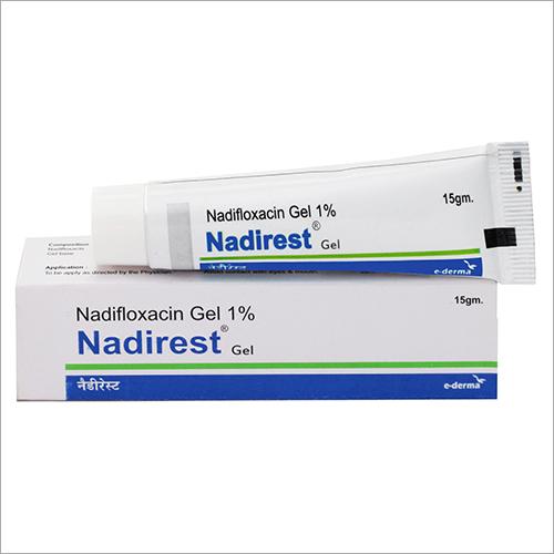 Nadifloxacin Gel