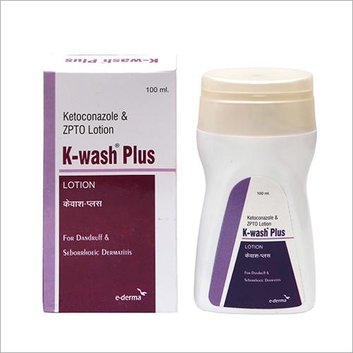 K-Wash Plus Lotion